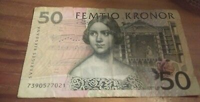 Kronor notes