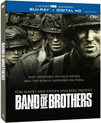Band Of Brothers - 6 DISC SET (2015, Blu-ray NEW)