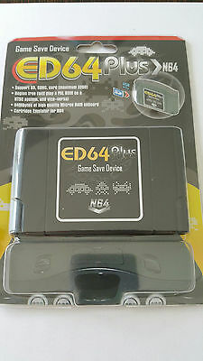 Es- Phonecaseonline Ed64 Plus N64 Usa-Japan-Europe Games+8Gb Games