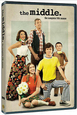 Middle: The Complete Fifth Season - 3 DISC SET (2014, DVD NEW)