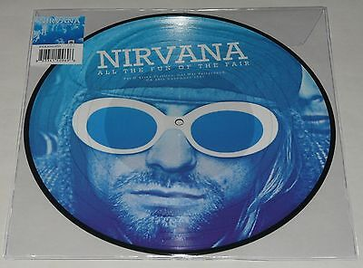 Nirvana All The Fun Of The Fair LP PICTURE DISC - Live 1991 NEW 2016 Release