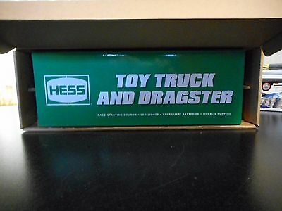 Hess Truck 2016 Truck And Dragster In Stock