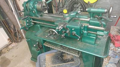 South Bend lathe Heavy 10 machine with taper attachment rebuilt! single phase