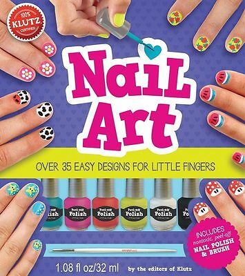 Nail Art - Craft Kit by Klutz (580264)