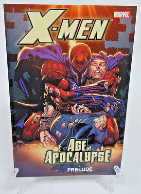 X-Men Complete Age of Apocalypse Prelude Marvel Comics New TPB Trade Paperback