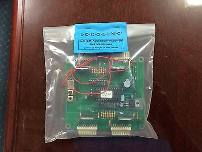 LOCOLINC KAR-108T Accessory Receiver Twin Coil Receiver for Model Trains