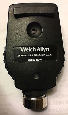 Welch Allyn 3.5V Coaxial Ophthalmoscope (11710)FREE SHIPPING