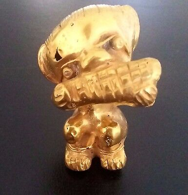 C) Colombia, Monkey, Tumbaga Details About Copper And Gold Alloy