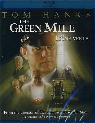 BRAND NEW BLU-RAY // THE GREEN MILE // Tom Hanks, David Morse, Bonnie Hunt, Mich