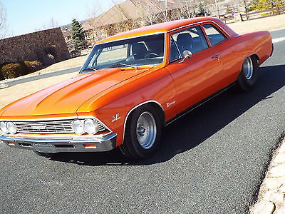 1966 Chevrolet Chevelle  1966 Pro Street Chevelle 300 Deluxe 540CI BBC 740HP (Pump Gas) Turn Key