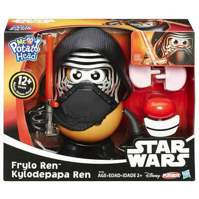 NEW! Hasbro Playskool Mr Potato Head Star Wars The Force Awakens Frylo Ren. Toy
