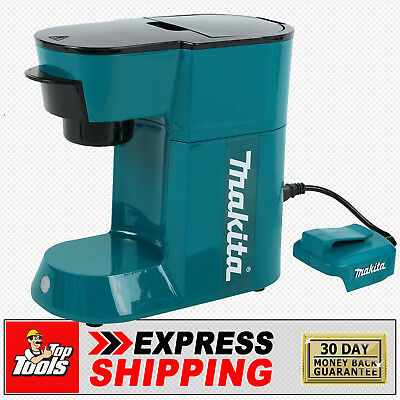 Makita 18V Li-Ion Mobile LXT Cordless Coffee Maker Machine - DCM500Z