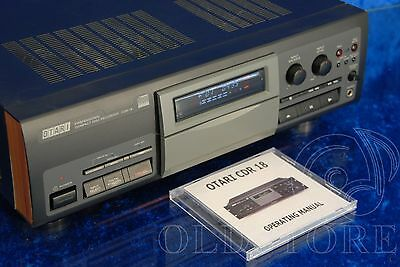 ►Otari Cdr 18◄ Lettore Cd Player Masterizzatore Cdr Come Pioneer Pdr 05 High End