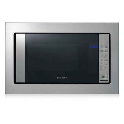 Samsung FG87SUST Built-in Kitchen Microwave & Grill 23L ,800-1200W New!!!