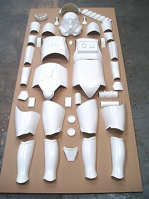Star Wars Stormtrooper Armour with Helmet kit ( GRP)  (AHT4051)
