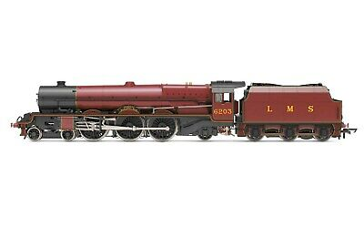 Hornby R1183 Large Train Starter Set Master Of The Glens Oo Gauge