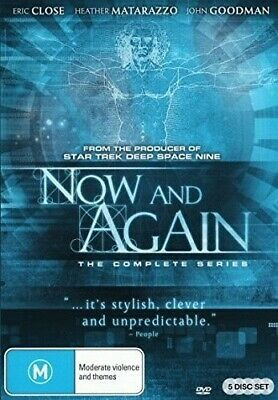 Now & Again: Complete Series - 5 DISC SET (2016, DVD NEW)