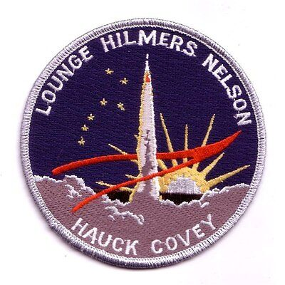 STS-26 space shuttle mission patch
