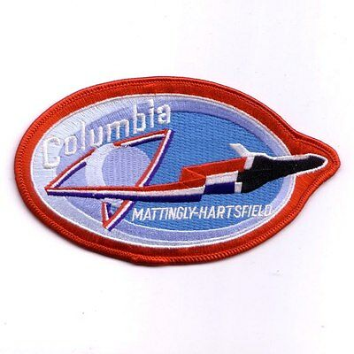 STS-4 space shuttle mission patch