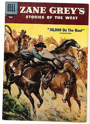 Zane Grey's Stories of the West #34, Fine Condition!