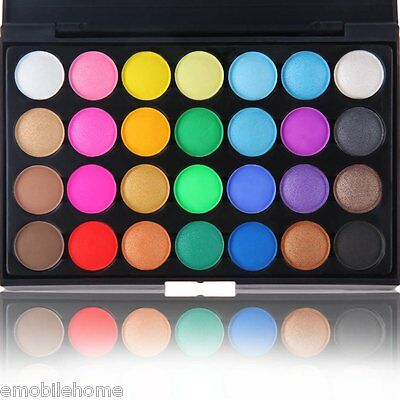Neutral Professional 28 Colors Ultra Shimmer Eyeshadow Palette