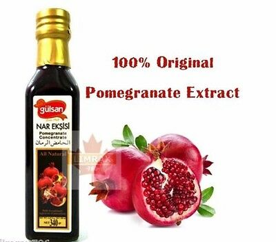 GULSAN Pomegranate Concentrate Original Extract Healthy Drink 250ml (8.45 oz)