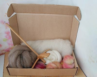 Turkish Spindle Kit for Beginners and Experienced Spinners