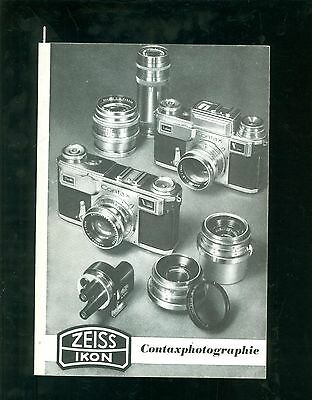 Zeiss Ikon Contaxphotographie