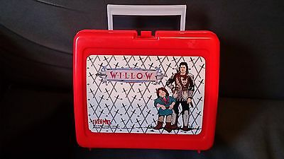 Vintage 80s Willow Lunch Box! Rare!