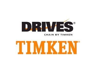 Timken 200-3 Cottered Co Link (Plain T Pins) ( Usa 200-3C Cottered ) New!