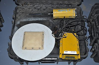 Trimble MS750 GPS Base Station Receiver Antenna Radio Cables & Case #2