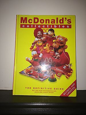 McDONALDS COLLECTABLES HAPPY MEAL TOYS GUIDE BOOK 1970 - 2000 RICHARDSON IRVING