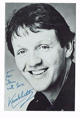 Kevin  Whately Actor Lewis Auf Wiedersehen, Pet Hand Signed Photograph 6 x 4