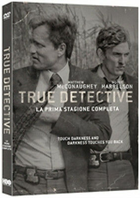 True Detective - Stagione 1 (3 DVD) - ITALIANO ORIGINALE SIGILLATO -