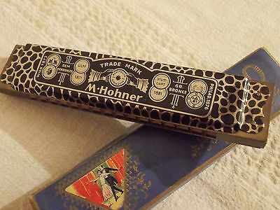 Vintage  TANGO M.Hohner Harmonica-1930s. Made in Germany ,VERY RARE