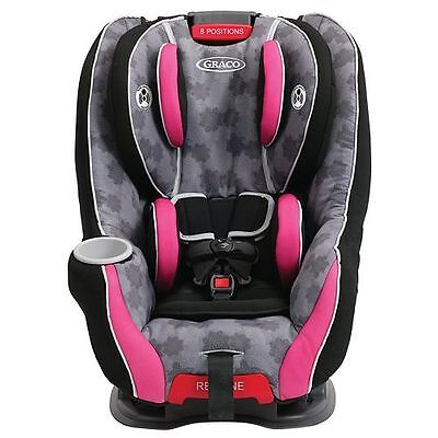 Graco Size4Me 65 Car Seat ~~ Fiona 197671 ~~ Brand New !!!