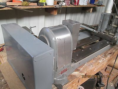 Used wood lathe (cuemakers)