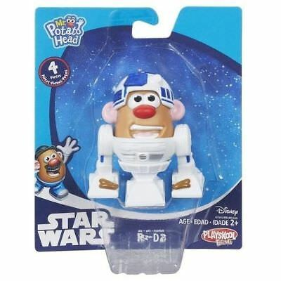 NEW! Hasbro Playskool. Mr. Potato Head. Star Wars Mini Mashers R2D2. Toy