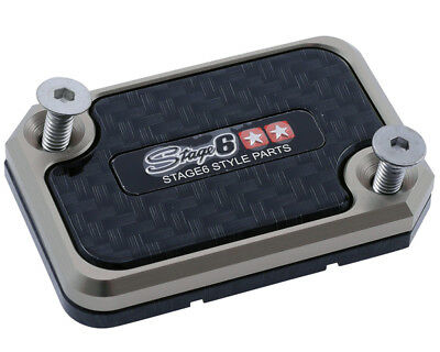 Cylinder Cover STAGE6 SSP look carbone pour BENELLI 491 Sport