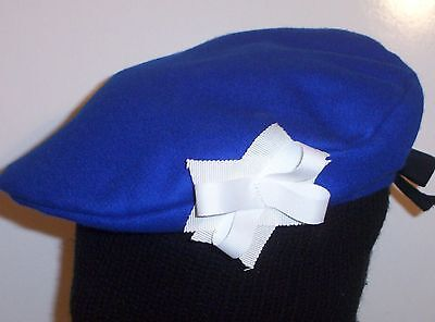 Jacobite Bonnet hand made by Mossiecroft - uniform/clothing
