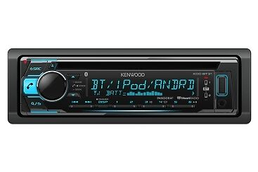 Kenwood KDC-BT31 1-DIN Car Stereo In-Dash CD Receiver w/ Built-in Bluetooth
