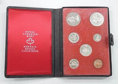 1971 Canada Proof / Specimen Set - Canadian First Set Issued