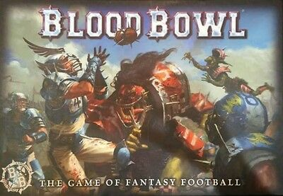 BLOOD BOWL 2016 edition, by Games Workshop new, unopened