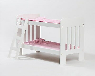 Cinderella USA Doll Bunk Bed With Ladder