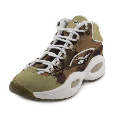 5bb601700cf7 Reebok Mens X Bape Question Mid - Ready to ship Camo White-Grey BD4232