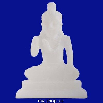 Italian Marble Stoneware Carved  Sculpture Shiva Statue Decorative Gift Item