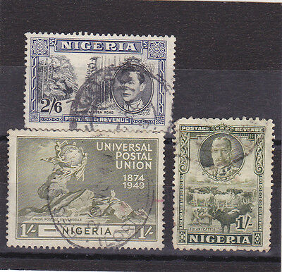 Stamps of Nigeria