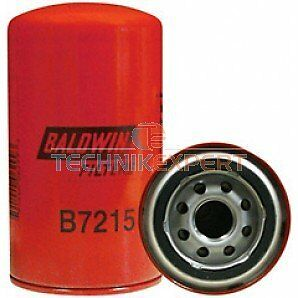 BALDWIN FILTERS  B7215 Lube Filter, Spin-on