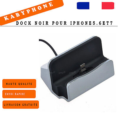 Station D'accueil Support Dock Recharge + Synchron