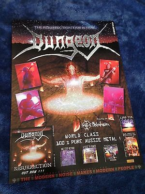 DUNGEON - Resurrection POSTER (70cm x 50cm)